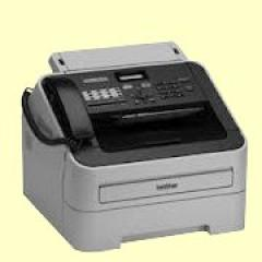 Brother Fax Machines: Brother IntelliFax-2840 Fax Machine