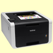 Brother Printers:  The Brother HL-3170CDW Printer