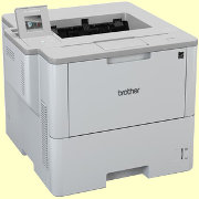Brother Printers:  The Brother HL-L6400DW Printer