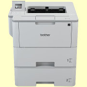 Brother Printers:  The Brother HL-L6400DWT Printer