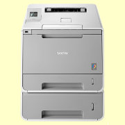 Brother Printers:  The Brother HL-L9200CDWT Printer