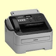 Brother Fax Machines:  The Brother IntelliFax-2840 Fax Machine