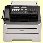 Brother Fax Machines:  The Brother IntelliFax-2940 Fax Machine