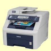 Brother Fax Machines:  The Brother MFC-9120CN Fax machine