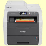 Brother Copiers:  The Brother MFC-9130CW Copier