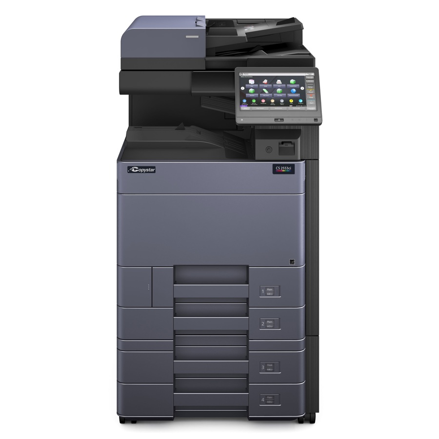 Copystar Copiers:  The Copystar CS 2553ci Copier