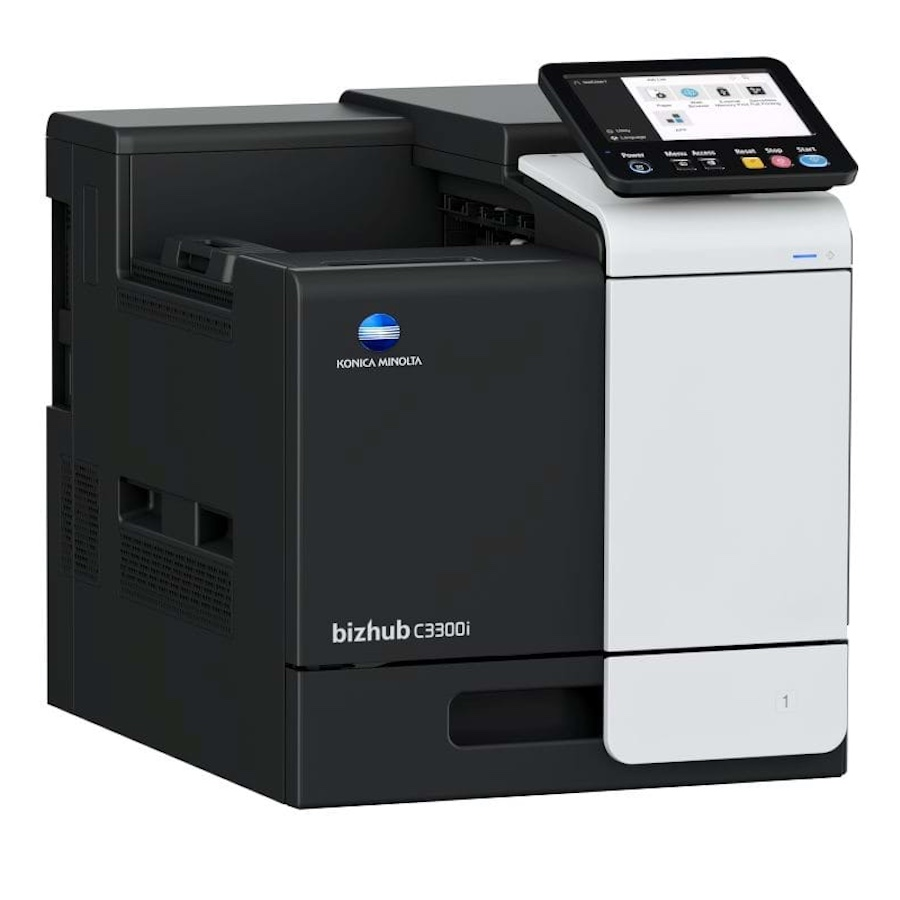 Muratec Printers:  The bizhub C3300i Printer