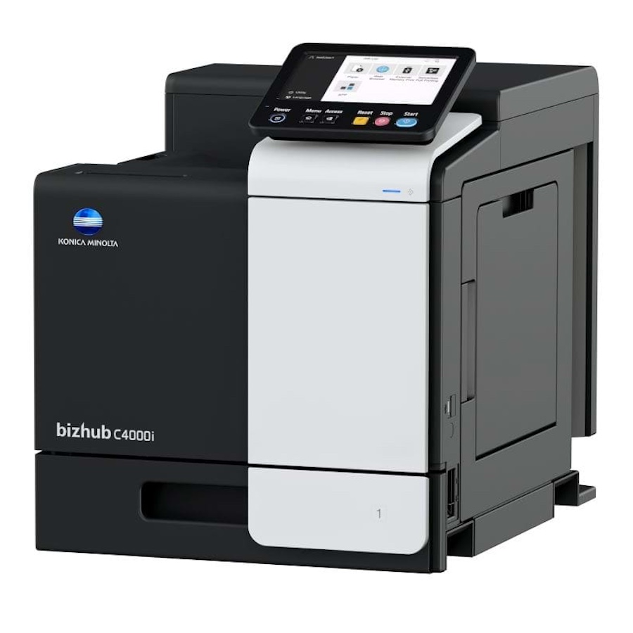 Muratec Printers:  The bizhub C4000i Printer