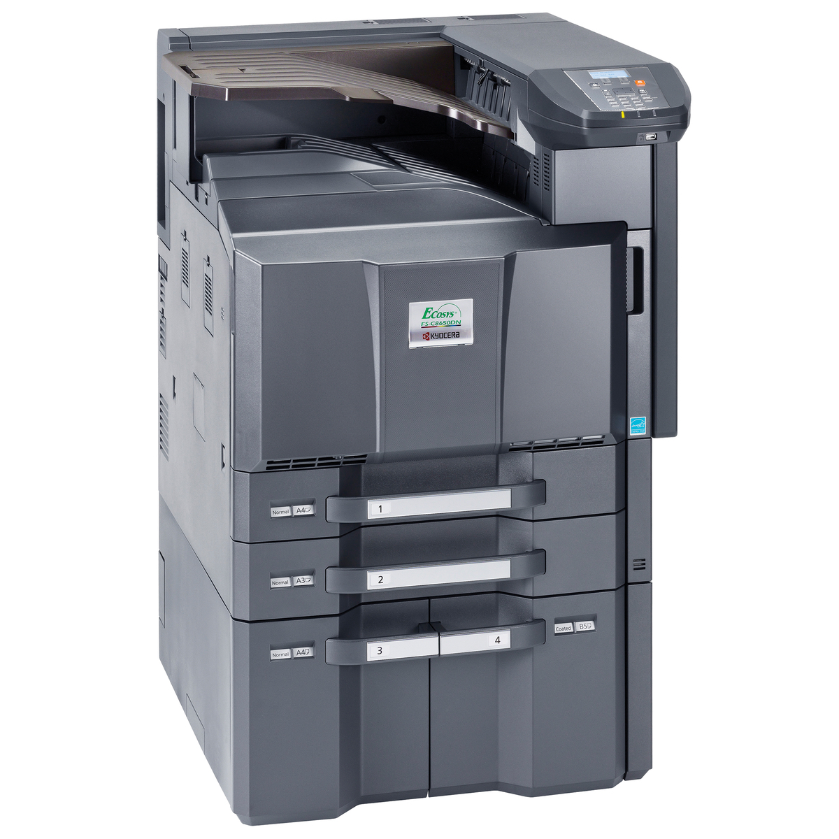 Kyocera Printers:  The Kyocera FS-C8650DN Printer