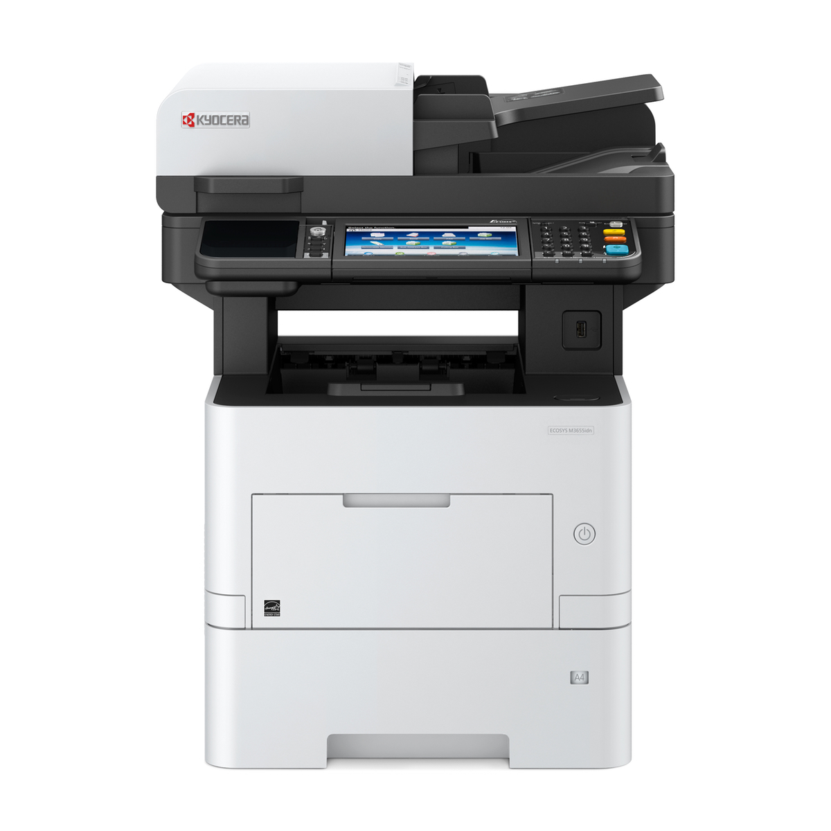 Kyocera Copiers:  The Kyocera ECOSYS M3655idn Copier