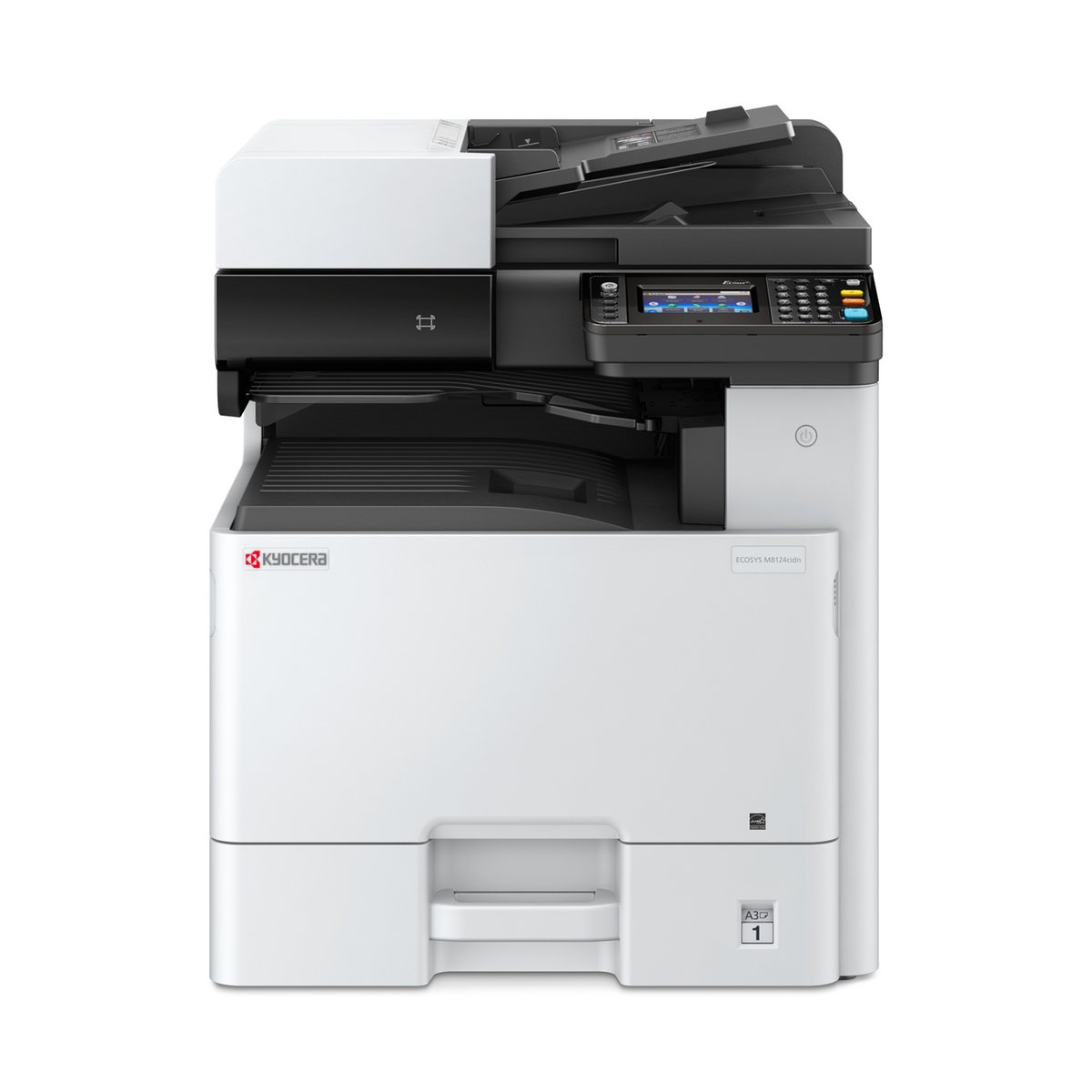 Kyocera Copiers:  The Kyocera ECOSYS M8124cidn Copier