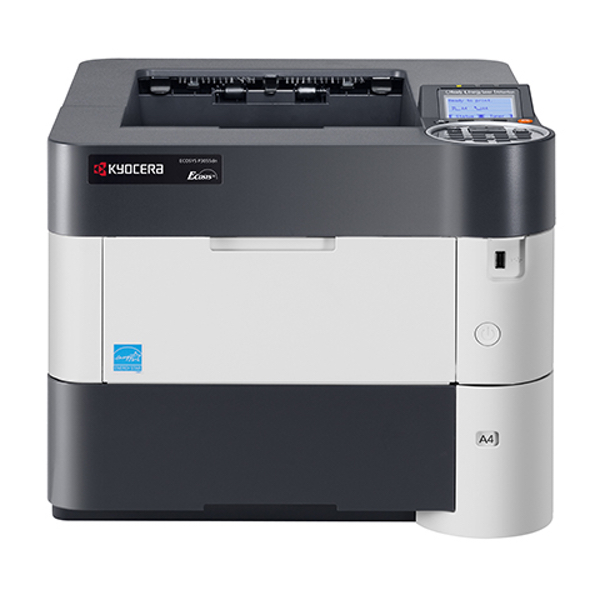 Kyocera Printers:  The Kyocera ECOSYS P3055dn Printer