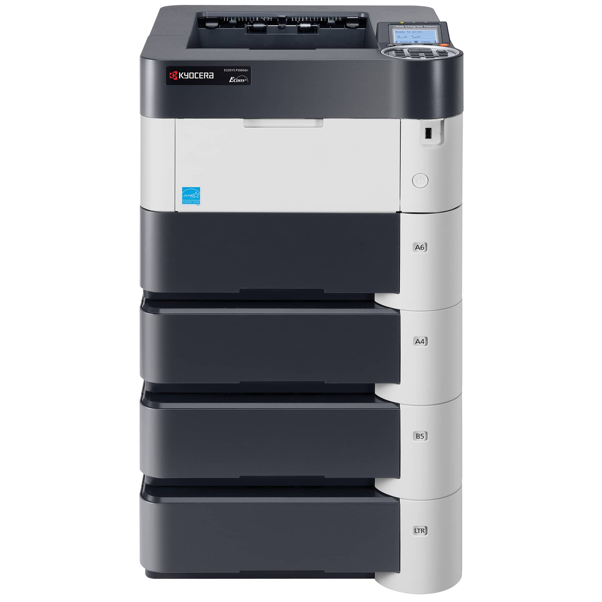 Kyocera Printers:  The Kyocera ECOSYS P3060dn Printer