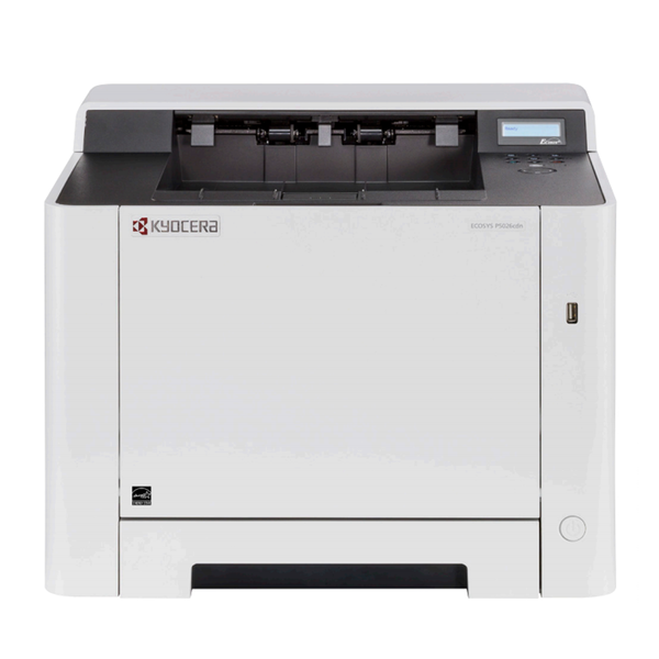 Kyocera Printers:  The Kyocera ECOSYS P5026cdw Printer