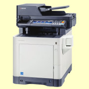 KYOCERA Copiers:  The Kyocera M6535cidn Copier
