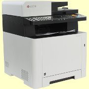 KYOCERA Copiers:  The Kyocera M5526cdw Copier