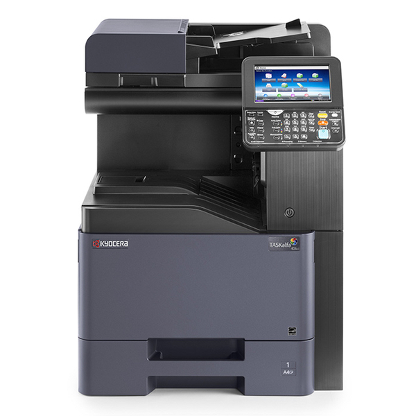 Kyocera Copiers:  The Kyocera TASKalfa 406ci Copier