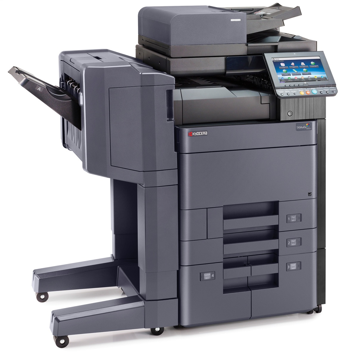 Kyocera Copiers:  The Kyocera TASKalfa 5052ci Copier