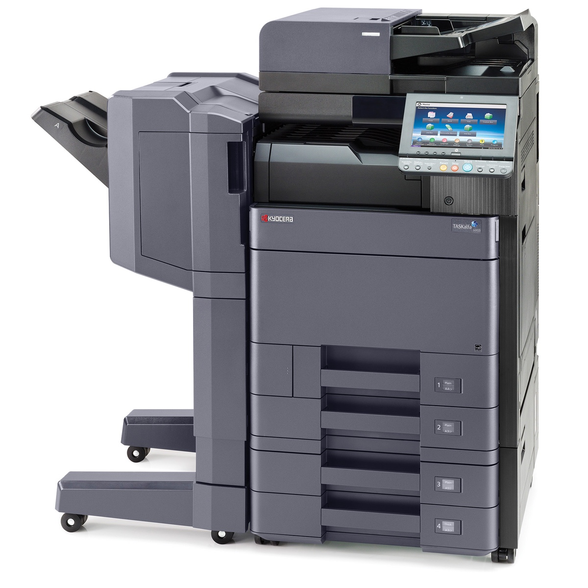 Kyocera Copiers:  The Kyocera TASKalfa 6002i Copier