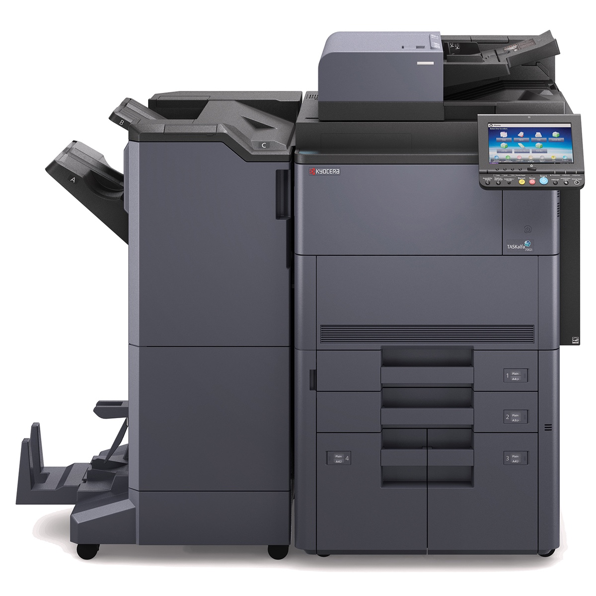 kyocera copy machine manual