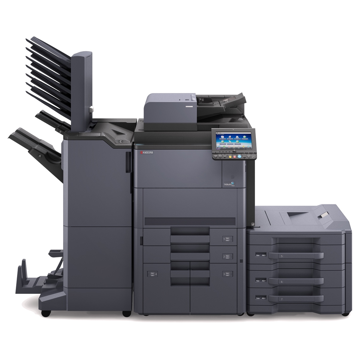 Kyocera Copiers:  The Kyocera TASKalfa 9002i Copier