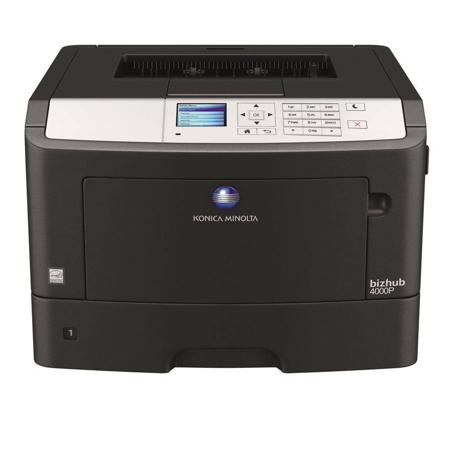 Muratec Printers:  The bizhub 4000P Printer