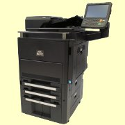 NEC Copiers:  The NEC IT8000 Copier