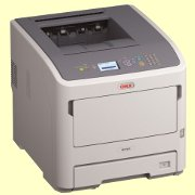 Okidata Printers:  The Okidata MPS5501b Printer