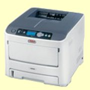 Okidata Printers:  The Okidata C610n Printer