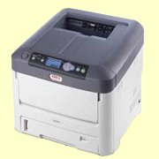 Okidata Printers:  The Okidata MPS711c Printer
