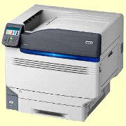 Okidata Printers:  The Okidata C911dn Printer