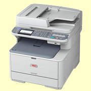 Okidata Copiers:  The Okidata CX2731 MFP Copier