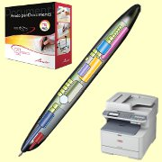 Okidata Copiers:  The Okidata Digital Pen Printing Solution