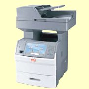 Okidata Fax Machines:  The Okidata MB780 MFP Fax Machine