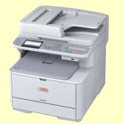 Okidata Fax Machines:  The Okidata MC561 MFP Fax Machine
