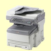 Okidata Printers:  The Okidata MC860 MFP Printer