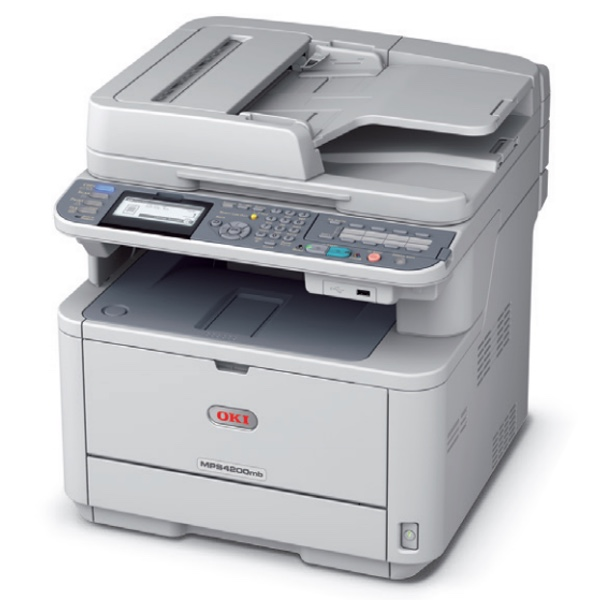 Okidata Copiers:  The Okidata MPS4700mb MFP Copier