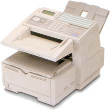 Okidata Fax Machines:  The Okidata 5980 Fax Machine