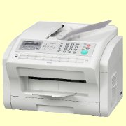Panasonic Fax Machines:  The Panasonic UF-5500 Fax Machine