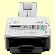 Panasonic Fax Machines:  The Panasonic UF-6200 Fax Machine