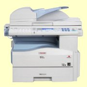 Ricoh Fax Machines:  The Ricoh Aficio MP 201SPF Fax Machine