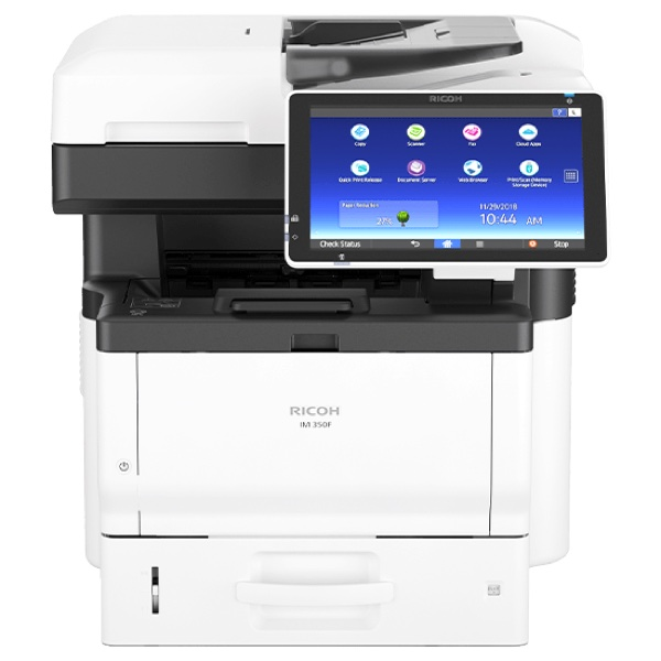 Ricoh Copiers:  The Ricoh IM 350F Copier
