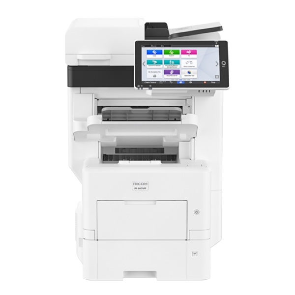 Ricoh Copiers:  The Ricoh IM 600SRF Copier