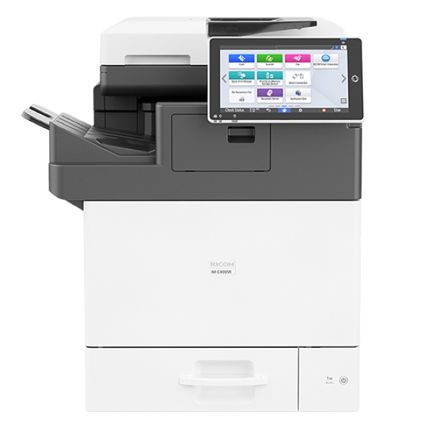 Ricoh Copiers:  The Ricoh IM C400SRF Copier