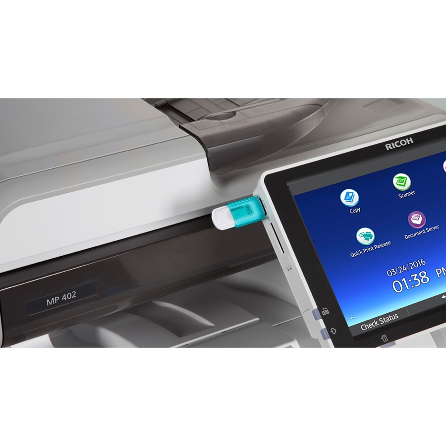 Ricoh MP 402SPF Copier