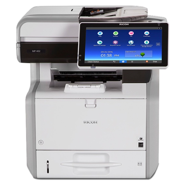 Ricoh Copiers:  The Ricoh MP 402SPF Copier