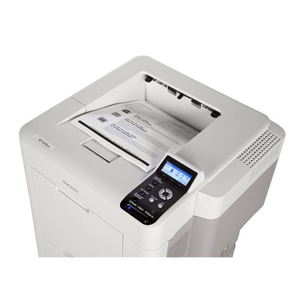 Ricoh Printers:  The Ricoh SP 5300DN Printer