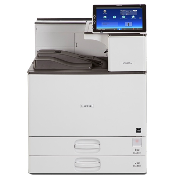 Ricoh Printers:  The Ricoh SP 8400DN Printer