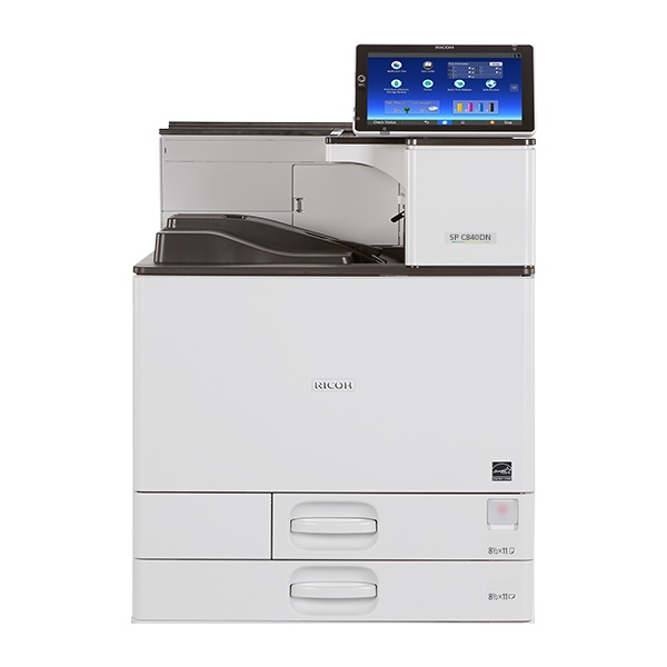 Ricoh Printers:  The Ricoh SP C842DN Printer