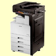 Samsung Copiers:  The Samsung SCX-8128NA Copier